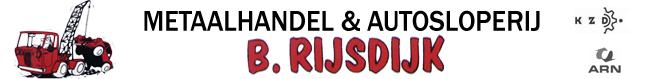 Metaalhandel & Autosloperij B.Rijsdijk